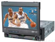 A11 in one dvd with 7inch screen with Divx