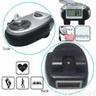 Pedometer with Pulse Counter