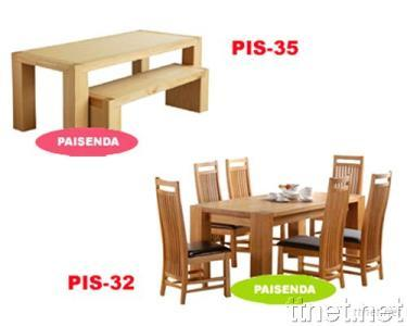 Indoor Furniture Dining Table