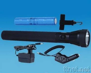 Rechargeable Battery Flashlight