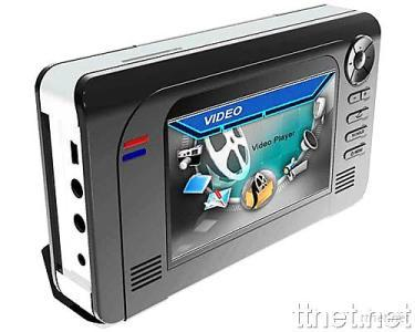 MPEG-4 Video Recorder Player for Mobile Surveillance