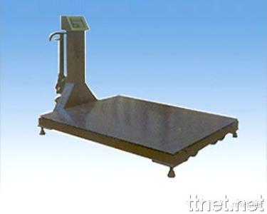 Electronic Moveable Floor Scale