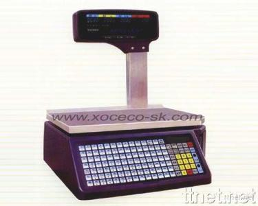 Electronic Cash Scale