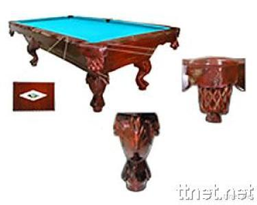 Chaojie Billiards Pool Table