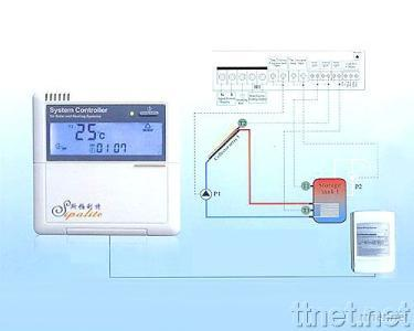 Intelligent Control for Solar Water Heater System