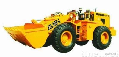 JZL18 wheel Loader specially designed for the mine, mining tunnels