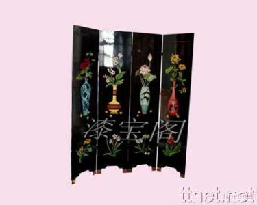 Antique Wooden Furniture-room Divider Screen