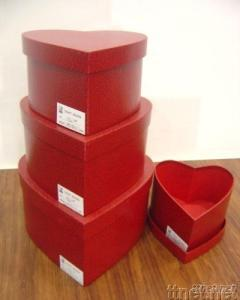Heart Shape Gift & Packaging Boxes