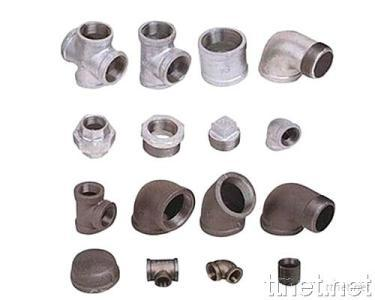 Malleable Iron Pipe Fittings (ANSI Standard)