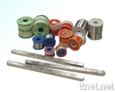 Solder Material/Welding Consumables