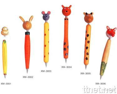 Wooden Craft Automatic Pencil