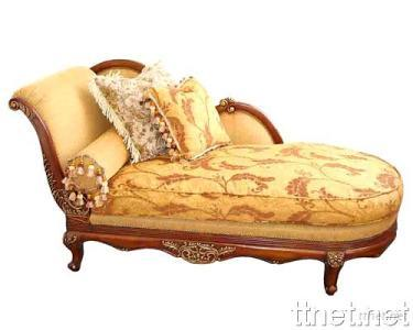 Upscale Chaise Lounge