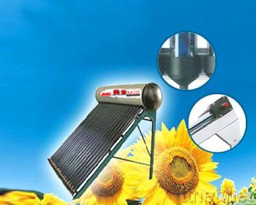 Integrated and Non-pressurized Solar Water Heaters