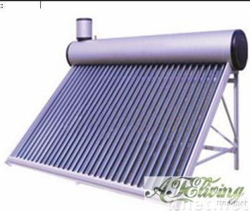 Isolated Pressure-Enduring Solar Water Heater