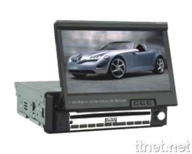 7-inch in Dash Car DVD Player with TV/AM/FM/RDS