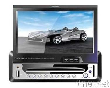 7-inch in Dash Car DVD Player with AM/FM/RDS/USB/Card Slot