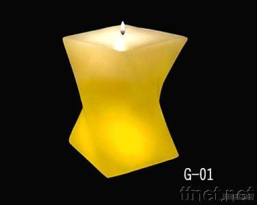 Geometry Series Candle