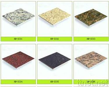 Granite and Marble Tile
