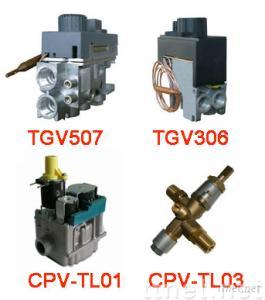 proportional gas control valve for space heaters (TGV507)