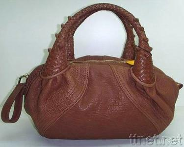 Genuine Leather Handbag