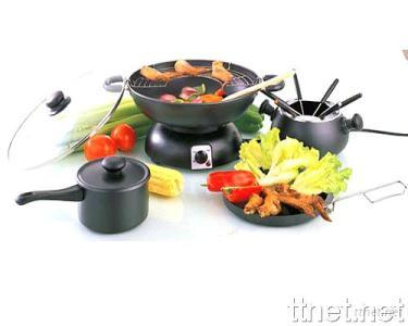 Multifunctional Cookware Electric Wok