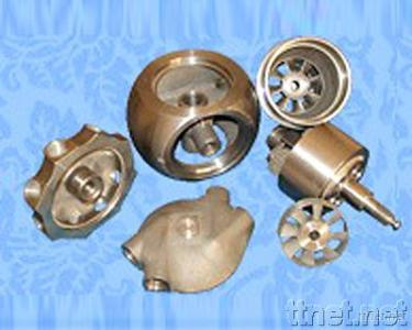 Investment Precision Casting Stainless Steel Marine Parts