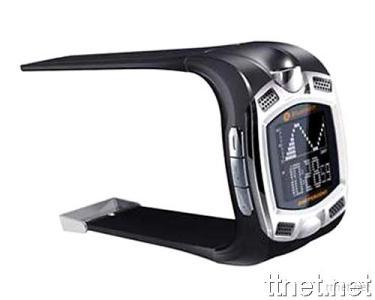 Watch Mobile Phone (GSM900/1800MHZ)