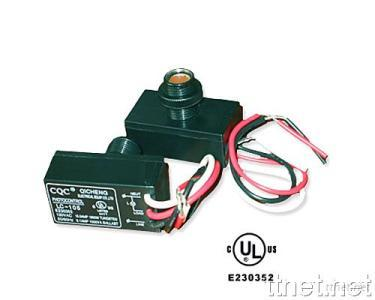 Photo Control (UL Approved) Photoelectric Switches