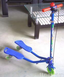 Swing Tri-scooter