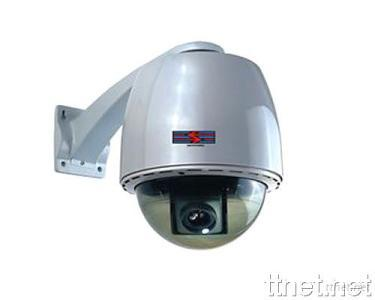 Intelligent Speed Dome CCD Camera