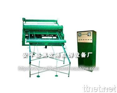 Mesh Panel Auto Welding Machine
