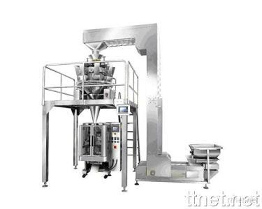 Automatic Vertical Packaging Machine for Granulated