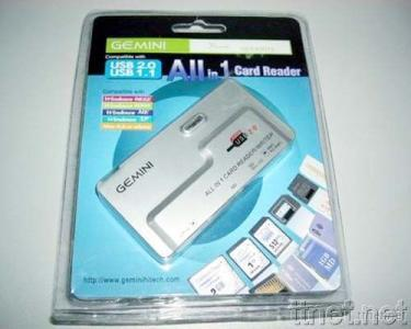 All in 1 Card Reader