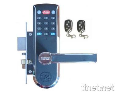 Remote-controlled Lock