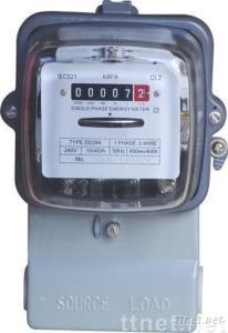 Electromechanical Active Energy Meter