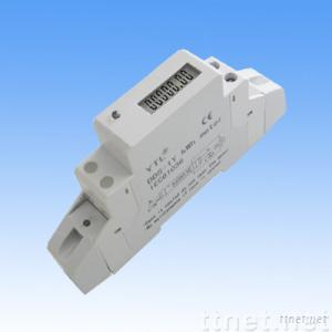 single phase DIN-rail Meter