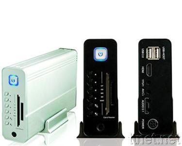 3.5 Inches HDMI Media Player