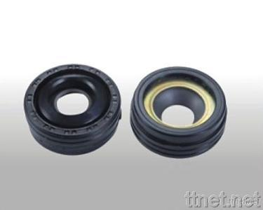 Lipt Shaft Seals with Rubber-Mounted