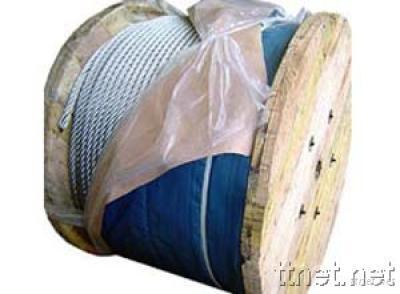 PVC Coated Galvanized Steel Wire Rope