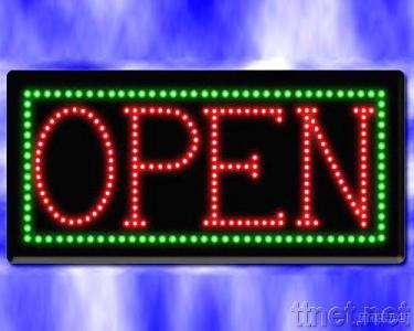 LED Open Sign