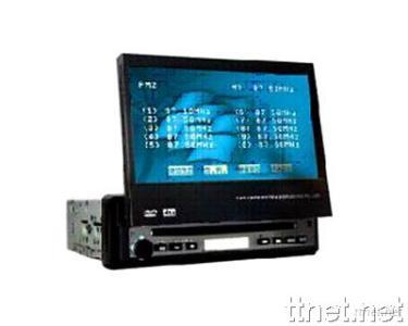 In Dash DVD Player
