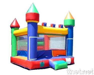 Inflatable Castle Bounce