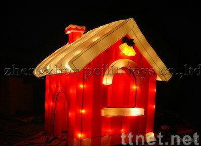 Inflatable Holiday Decoration
