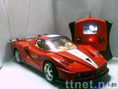 RC car with camera