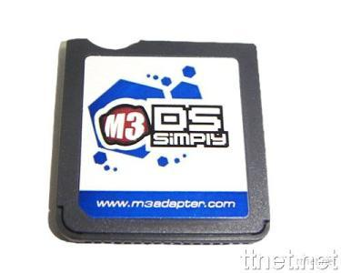 M3 DS Simply Micro SD/TF Slot-1 Solution Adapter