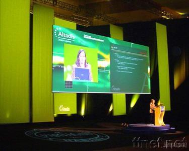Indoor full color LED display screen featured high brightness