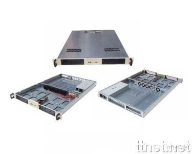 1U Rackmount Chassis/Case/Server Case/19 Enclosures