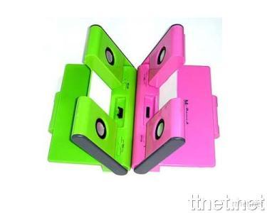 Colorful Speaker for iPod