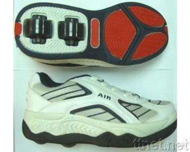 2 Wheels Roller Shoes