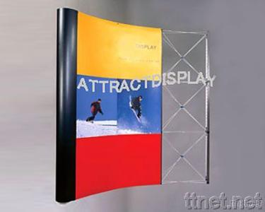 Pop-up Banner Stand Display